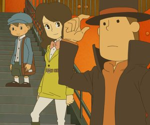 Professor Layton and the Azran Legacy Videos