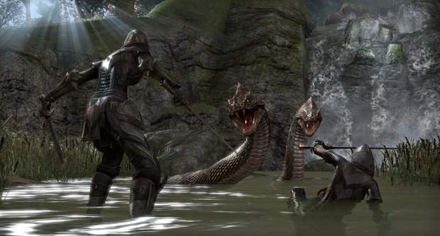 The Elder Scrolls Online screens