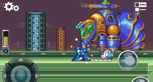 Mega Man X blasts onto Wii U Virtual Console May 30