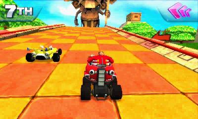Sonic & All-Stars Racing Transformed Videos