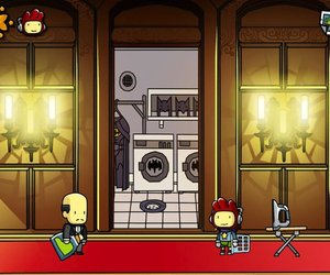 Scribblenauts Unmasked: A DC Comics Adventure Files