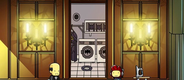 Scribblenauts Unmasked: A DC Comics Adventure News