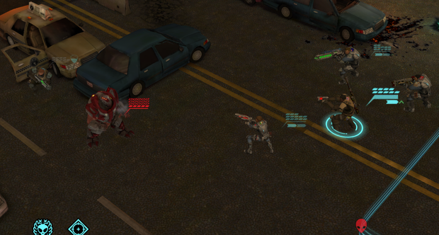 XCOM: Enemy Unknown iOS screenshots