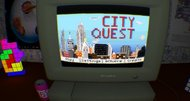 City Quest Oculus Rift mode drags 2D adventure game into delightful 3D