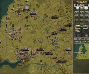 Panzer Corps: Allied Corps Screenshots