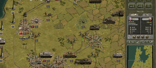 Panzer Corps: Allied Corps News
