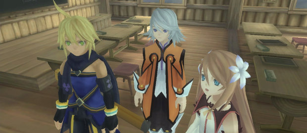 Tales of Symphonia Chronicles News