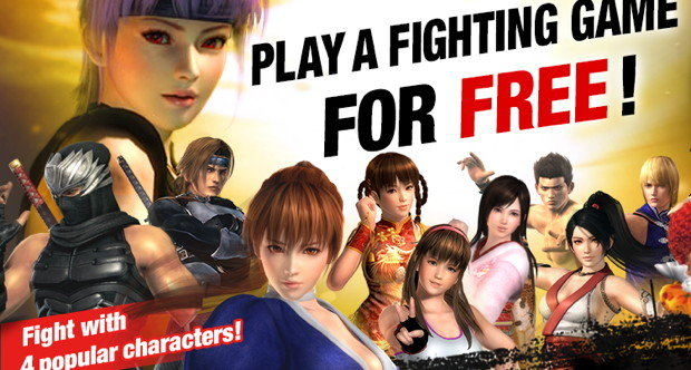 Dead or Alive 5 Ultimate: Core Fighters