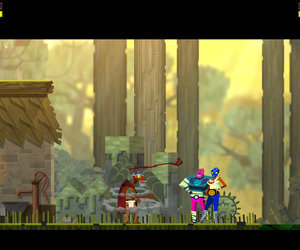 Guacamelee! Chat