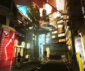 Deus Ex: The Fall Screenshots