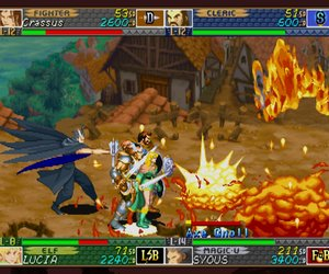 Dungeons & Dragons: Chronicles of Mystara Videos