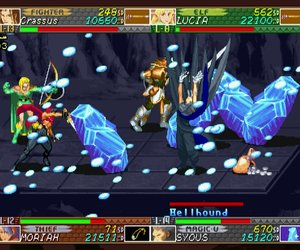Dungeons & Dragons: Chronicles of Mystara Screenshots