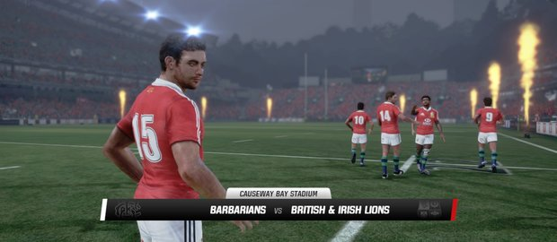 Rugby Challenge 2: The Lions Tour Edition News