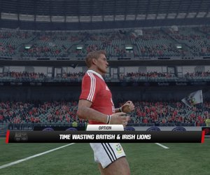 Rugby Challenge 2: The Lions Tour Edition Videos