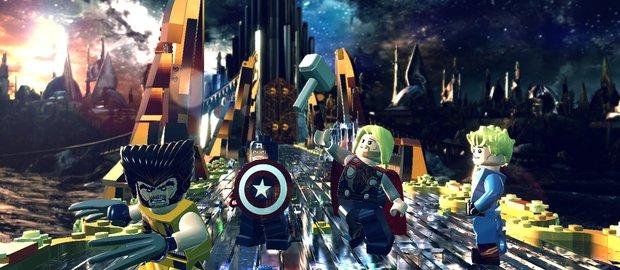 LEGO Marvel Super Heroes News