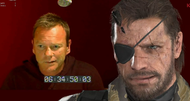 Kiefer Sutherland to voice Snake in Metal Gear Solid 5: Phantom Pain