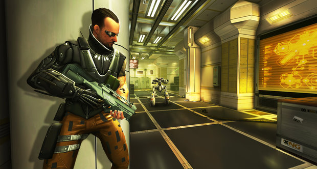 Deus Ex: The Fall E3 2013 screenshots