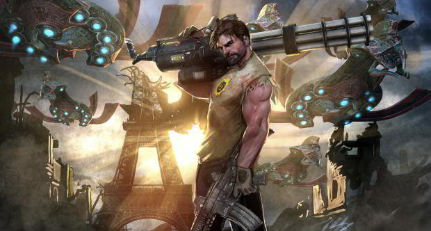 Serious Sam 4 image