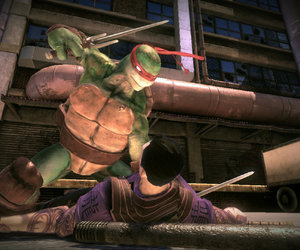Teenage Mutant Ninja Turtles: Out of the Shadows Chat
