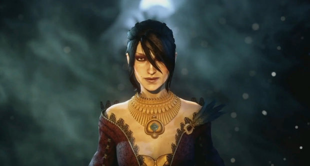 Dragon Age Inquisition screen grab