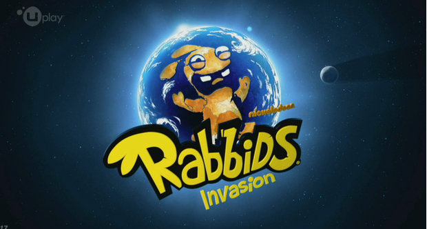Rabbids Invasion logo grab