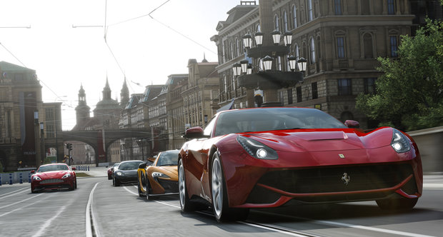 Forza Motorsport 5 E3 2013 screenshots