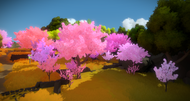 The Witness tree screenshots