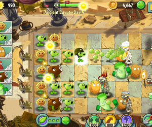 Plants vs. Zombies 2: It's About Time Videos