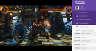 Twitch streaming integrated with Xbox One