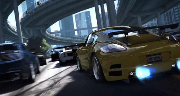 The Crew E3 2013 screenshots