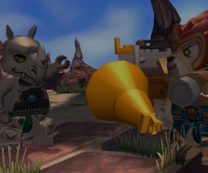 LEGO Legends of Chima: Laval's Journey Files