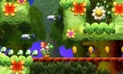 Yoshi's New Island Screenshots