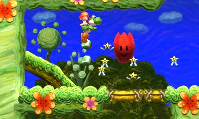 Yoshi's New Island Chat
