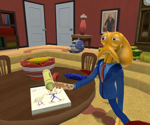 Octodad: Dadliest Catch Chat