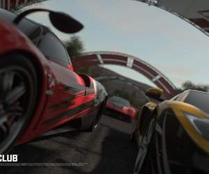 DriveClub Chat