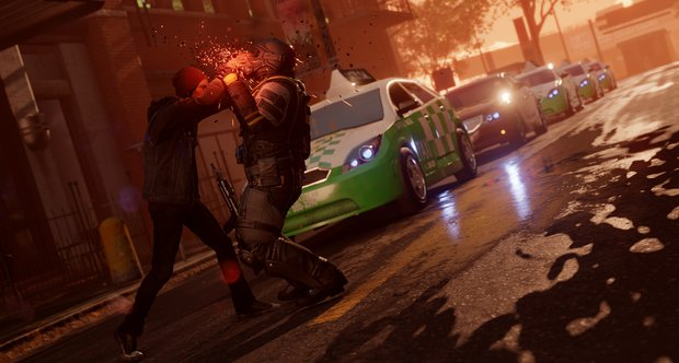 inFamous: Second Son E3 2013 screenshots