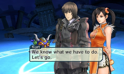 Project X Zone Chat