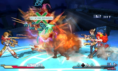 Project X Zone Files