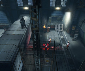 Batman: Arkham Origins Blackgate Chat