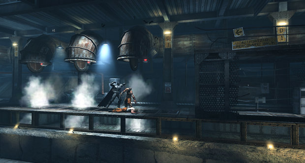 Batman: Arkham Origins Blackgate E3 2013 screenshots