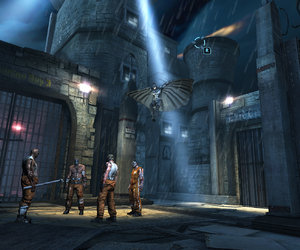 Batman: Arkham Origins Blackgate Screenshots