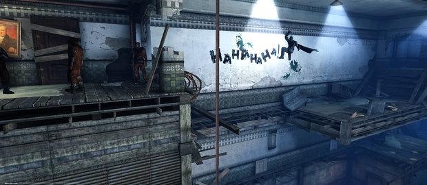 Batman: Arkham Origins Blackgate News