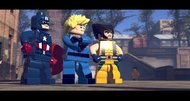 Lego Marvel Super Heroes E3 2013 screenshots