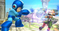 Smash Bros. to arrive 2014, adding Mega Man