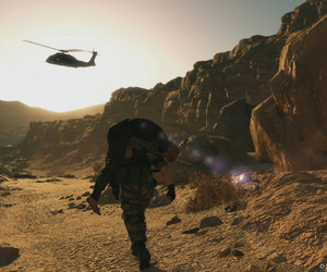 Metal Gear Solid V: The Phantom Pain Screenshots