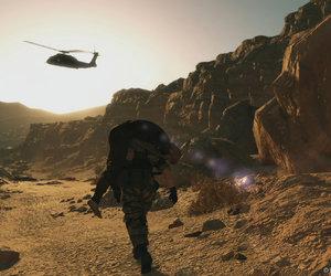 Metal Gear Solid V: The Phantom Pain Files