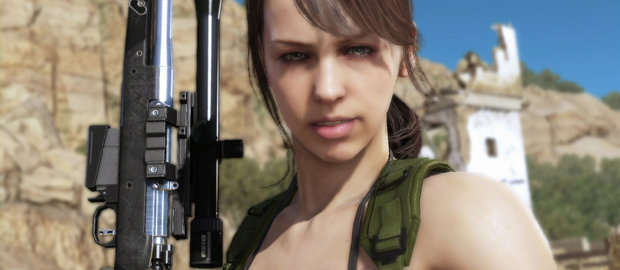 Metal Gear Solid V: The Phantom Pain News