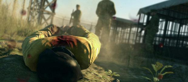 Metal Gear Solid V: The Phantom Pain News