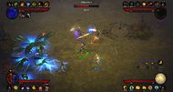 Diablo III Playstation 3 multiplayer screenshots