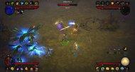 Diablo III Playstation 3 multiplayer screenshots